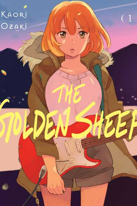The Golden Sheep Vol 1 cover